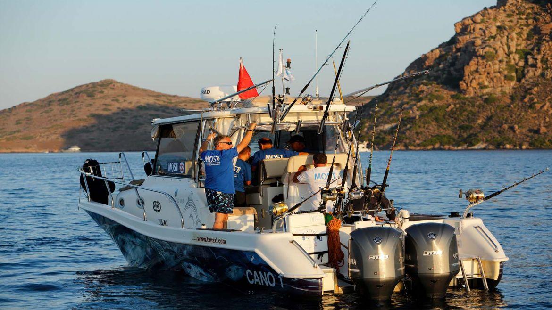 Balık avı Turları